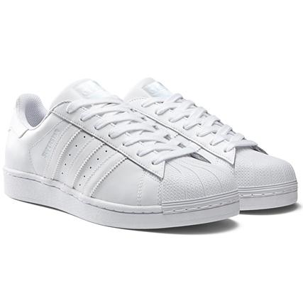 adidas superstar toute blanche